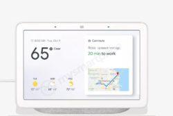 google home hub smart højtaler med skærm / Newz.dk