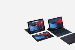 google pixel slate tablet chrome os surface / Newz.dk