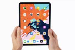 ipad pro 2018 apple face id / Newz.dk