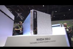 nvidia dgx 2 norsk universitet supercomputer / Newz.dk