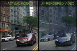 nvidia ai video virkelig virtuel verden / Newz.dk