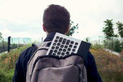 nemeio e ink keyboard justere knapper / Newz.dk