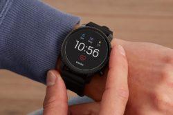 google smartwatch pixel watch på vej rygter job opslag fossil / Newz.dk