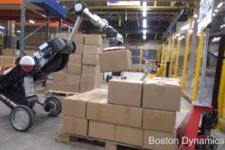 boston dynamics handle robot arbejde kasser lagerhus / Newz.dk
