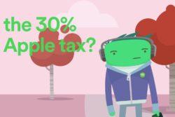 spotify apple eu konkurrence lovgivning antitrust / Newz.dk