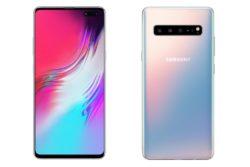 samsung galaxy s10 5g lanceret sydkorea første telefon / Newz.dk