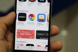 apple højesteret dom app store apple tax 30 procent kunder iphone brugere sagsøge konkurrenceforvridning / Newz.dk