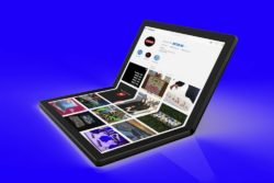 lenovo foldbar laptop pc skærm verdens første prototype / Newz.dk
