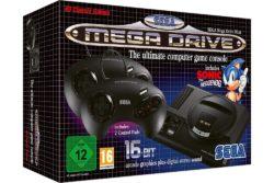 sega mega drive mini hands on anmeldelser test e3 spil dato / Newz.dk