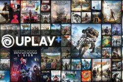 uplay+ ubisoft spil abonnement pc google stadia / Newz.dk