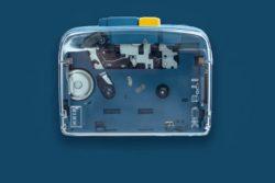 Bluetooth kassette afspille bærbar / Newz.dk