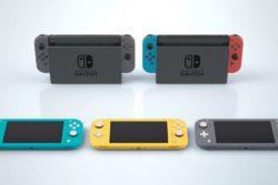 Nintendo Switch Lite / Newz.dk