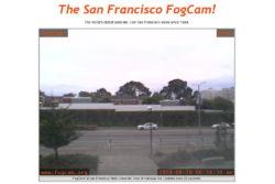 fogcam san francisco verdens ældste webcam slukker 25 år dato august / Newz.dk