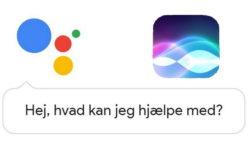 google apple danmark dansk aflytning lytter projektansatte tredjeparter smart højtaler digitale assistenter siri assistant / Newz.dk