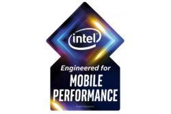 intel klistermærke label laptops batterilevetid hurtig opstart engineered for mobile performance / Newz.dk