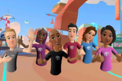 Facebook horizon vr mmo virtuel verden second life roblox / Newz.dk