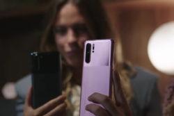 huawei p30 pro genudgivet nyt design android 10 emui uden om usa forbud handelsforbud / Newz.dk