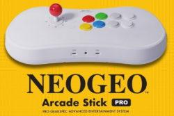 snk neo geo arcade stick pro retrokonsol controller 20 spil kampspil / Newz.dk