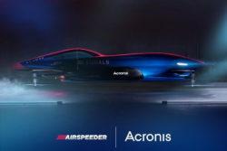 airspeeder acronis evtol flyvende biler / Newz.dk