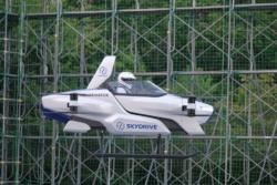 skydrive flyvende bil toyota / newz.dk
