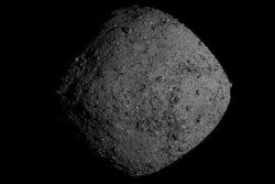 bennu osiris rex nasa mission asteroide / newz.dk