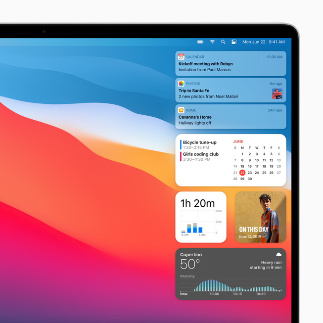 apple mac os opdatering notifikationer / newz.dk