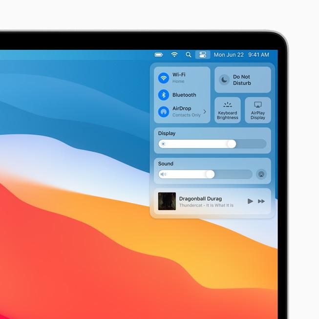 apple macos big sur opdatering kontrolpanel / newz.dk