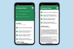 corona warn app tyskland forslag smittesporingsapp / newz.dk