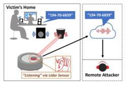 forskere opdager at robotstøvsugere kan hackes til at udspionere mennesker / newz