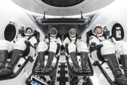 spacex crew 1 opsending nasa / newz.dk