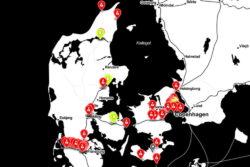 justitsministeriet undersøger mulighed for at samkøre miljøzonekameraer og nummerpladegenkendelse / newz.dk