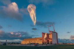 project loon alphabet nedlukning internet luftballon / newz.dk