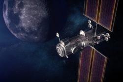 spacex nasa gateway station kontrakt / newz.dk