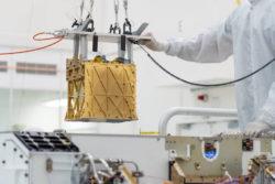 moxie perseverance nasa mars rover instrument eksperiment / newz.dk